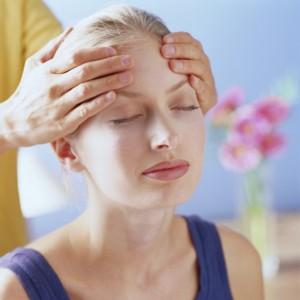 Annie Jenkins Indian Head Massage